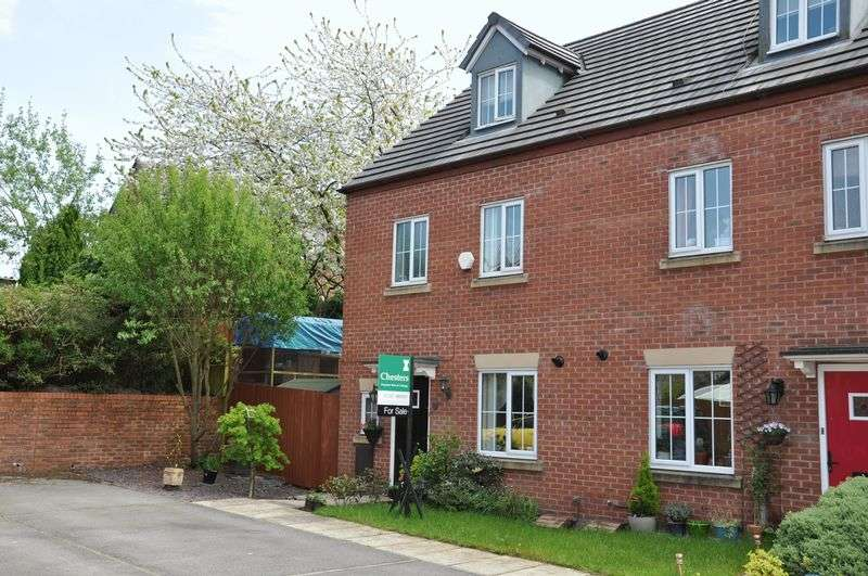 4 Bedrooms Semi Detached House for sale in Hawthorn Court, Adlington