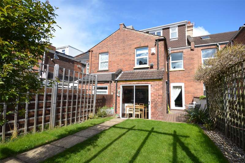 3 Bedrooms Terraced House for sale in Mount Pleasant, Exeter