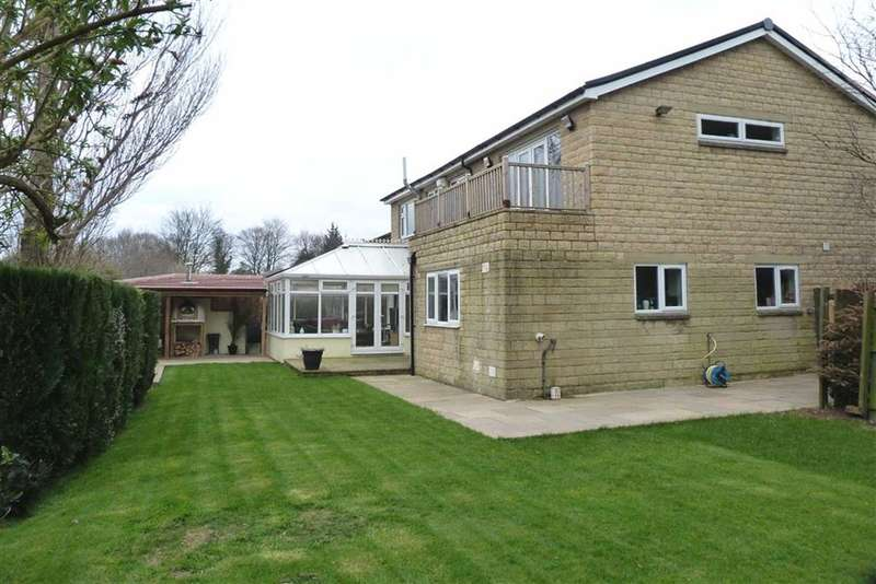 5 Bedrooms Property for sale in 16, Greenroyd Croft, Birkby, Huddersfield