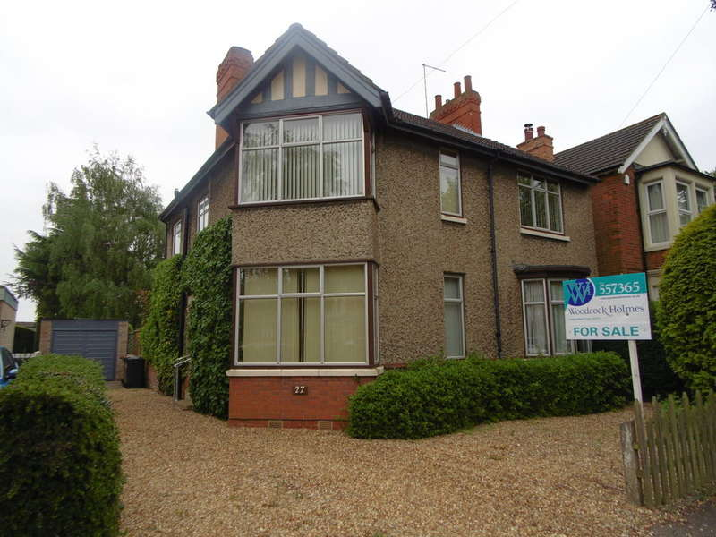 4 Bedrooms Detached House for sale in Thorpe Lea Road, Peterborough, PE3 6BX