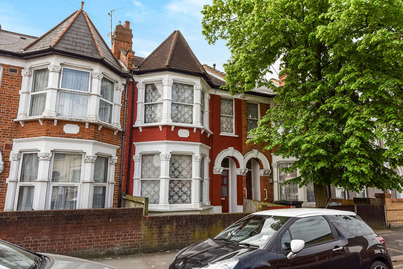 3 Bedrooms Terraced House for sale in Whymark Avenue, Wood Green
