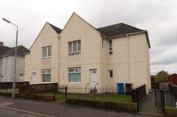 1 Bedroom Flat for sale in Young Street, Ardrossan