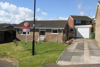 2 Bedrooms Bungalow for sale in Brookside Close, Sheffield, South Yorkshire