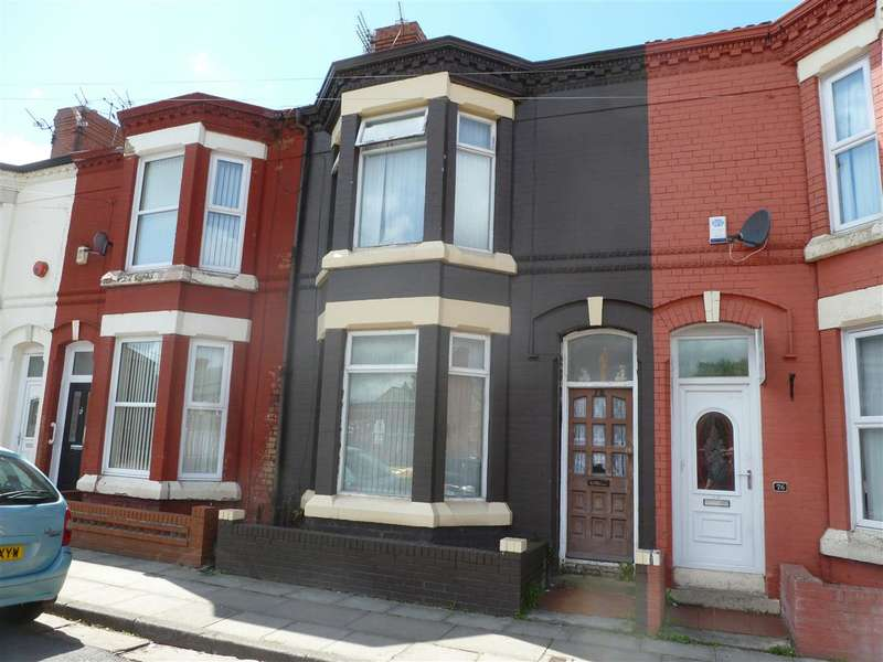 3 Bedrooms Terraced House for sale in Snaefell Avenue, Tuebrook, Liverpool