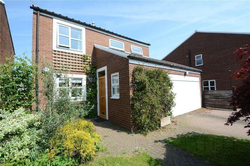 4 Bedrooms Detached House for sale in Broadlake, Willaston, Cheshire