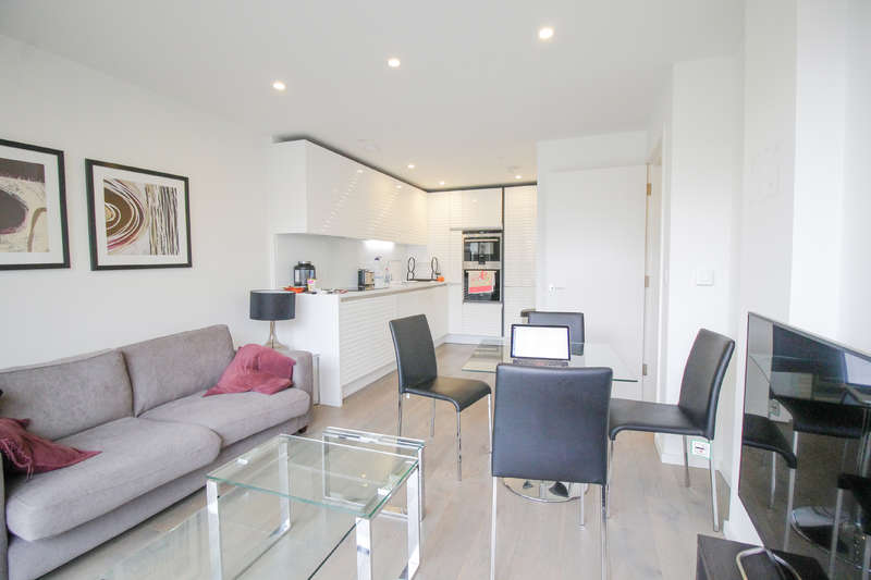 1 Bedroom Flat for sale in Clerkenwell Quarter, 35-39 Seward Street, Clerkenwell