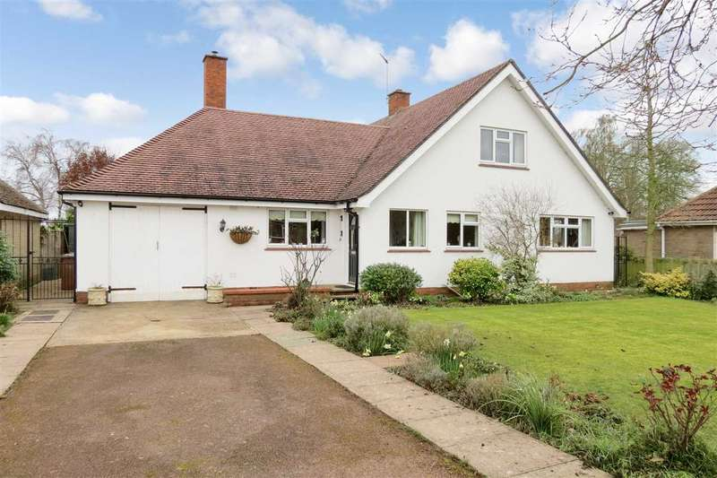 4 Bedrooms Detached House for sale in Southgate Spinneys, South Rauceby