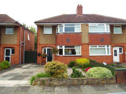 3 Bedrooms House for sale in Albion Street, Crewe, Cheshire