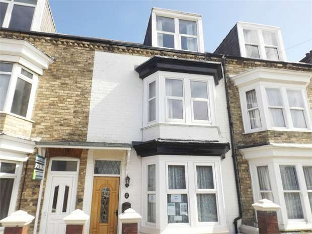 5 Bedrooms Terraced House for sale in Upleatham Street, Saltburn-by-the-Sea, North Yorkshire