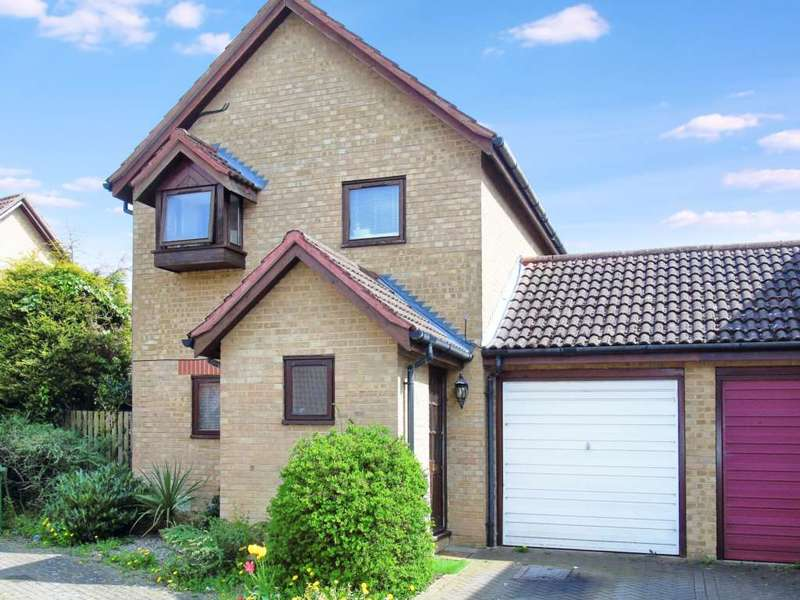 3 Bedrooms Link Detached House for sale in Chevalier Grove, Crownhill