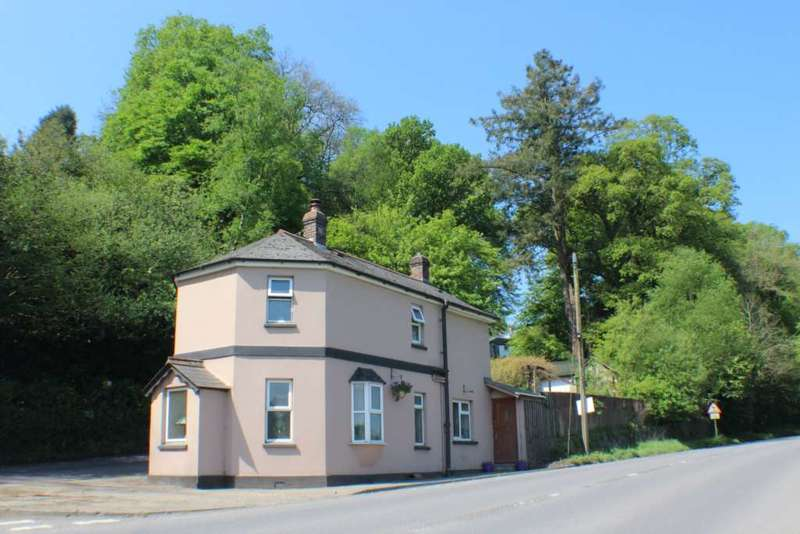 2 Bedrooms Detached House for sale in Rakeham Hill, Frithelstock, Torrington