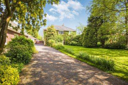4 Bedrooms Detached House for sale in Out Lane, Croston, Leyland, Lancashire, PR26