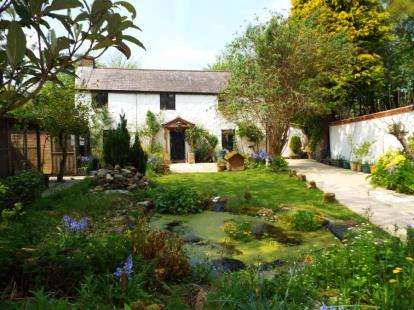 3 Bedrooms Detached House for sale in Pant Y Buarth, Gwernaffield, Mold, Flintshire, CH7