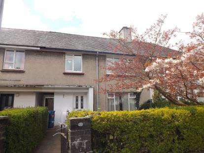 3 Bedrooms Terraced House for sale in Pensyflog, Porthmadog, Gwynedd, LL49