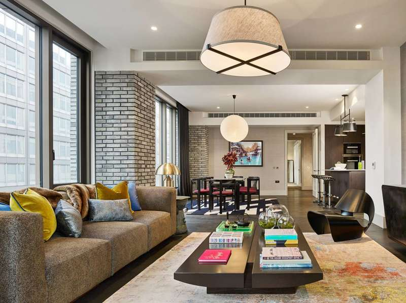 3 Bedrooms Flat for sale in Victoria Street, Victoria, SW1H