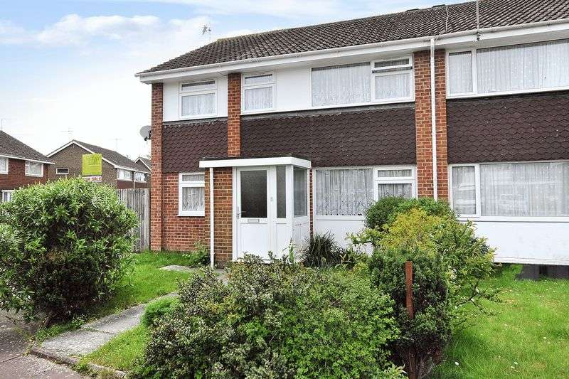 5 Bedrooms Terraced House for sale in Montreal Way, Worthing