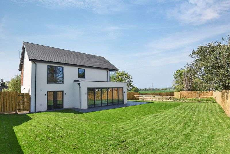 4 Bedrooms Detached House for sale in The Sidings, Station Road, Sutton Bonington