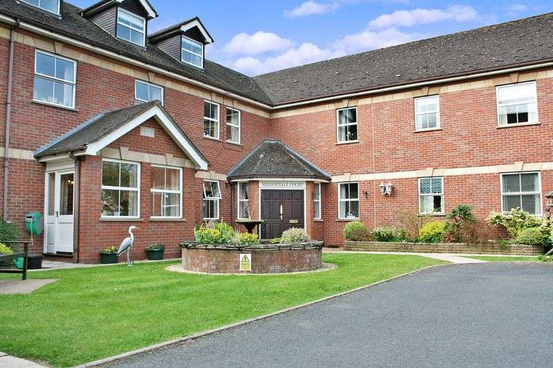 1 Bedroom Retirement Property for sale in Merrievale Court, Malvern, WR14 3NE