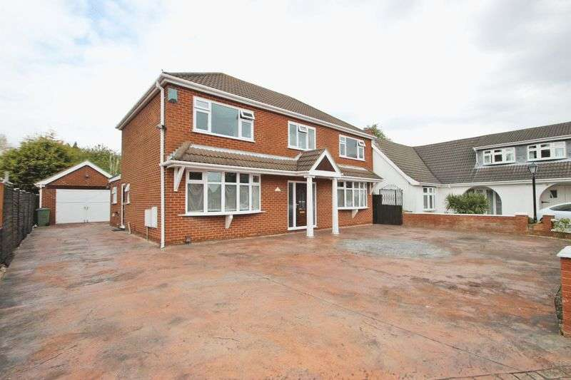 4 Bedrooms Detached House for sale in KAYMILE CLOSE, NEW WALTHAM