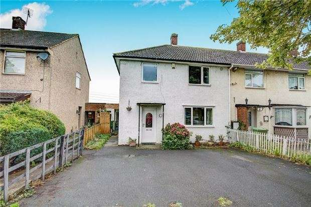3 Bedrooms End Of Terrace House for sale in Welch Road, CHELTENHAM, GL51 0DZ