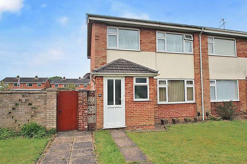 3 Bedrooms Semi Detached House for sale in The Warren, Old Catton