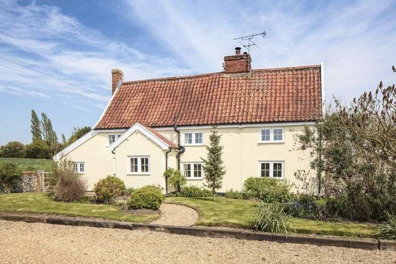 3 Bedrooms Detached House for sale in Bressingham
