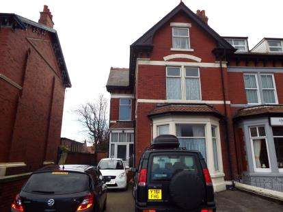 15 Bedrooms End Of Terrace House for sale in Hornby Road, Blackpool, Lancashire, FY1