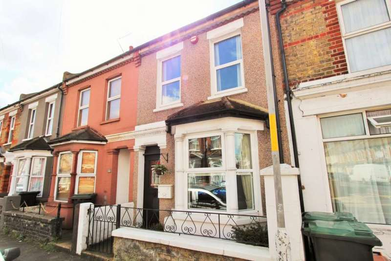 2 Bedrooms Terraced House for sale in Granville Road, Gravesend