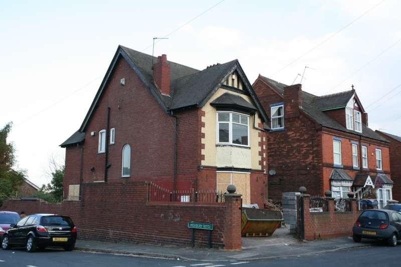 3 Bedrooms Flat for sale in Bloxcidge Street, Oldbury, West Midlands, B68