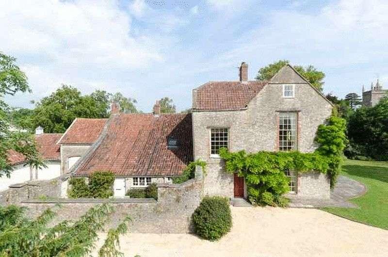 6 Bedrooms Detached House for sale in Hinton Blewett, Between Bath, Bristol & Wells