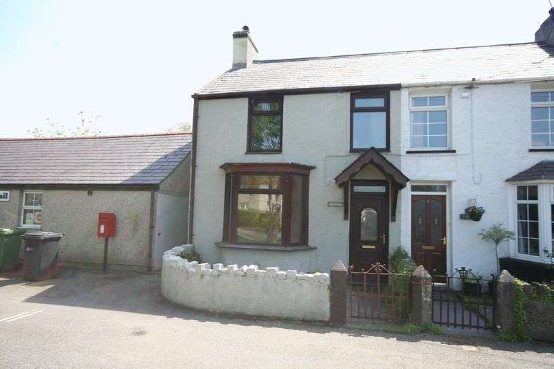 3 Bedrooms Semi Detached House for sale in Llanddaniel, Anglesey