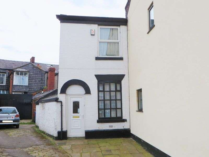 2 Bedrooms Terraced House for sale in Manchester Old Road, Bury, BL9 0TR