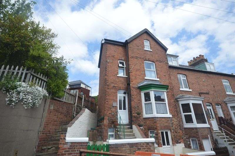 4 Bedrooms Property for sale in Osborne Terrace, Whitby