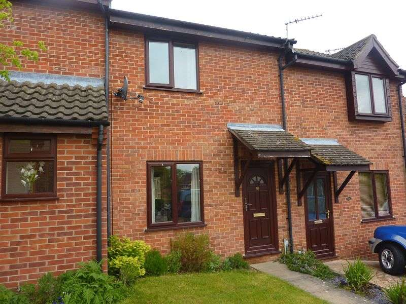 2 Bedrooms Terraced House for sale in Mokyll Croft, Norwich