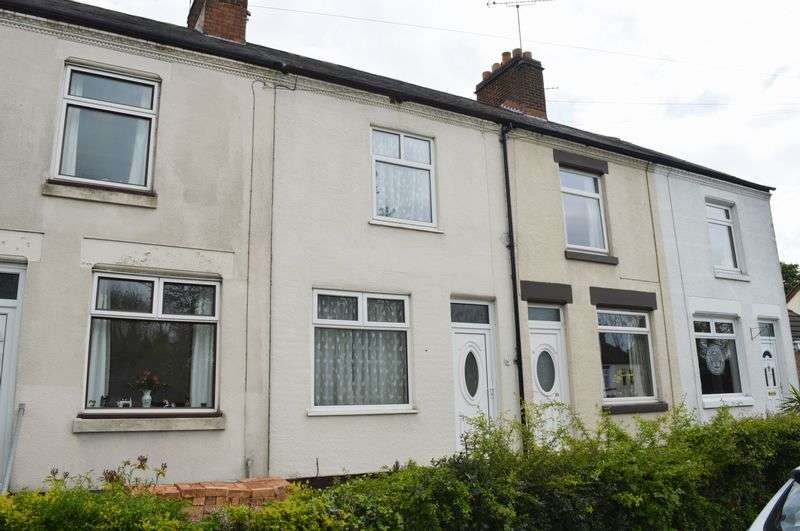 2 Bedrooms Terraced House for sale in Mill Street, Barwell