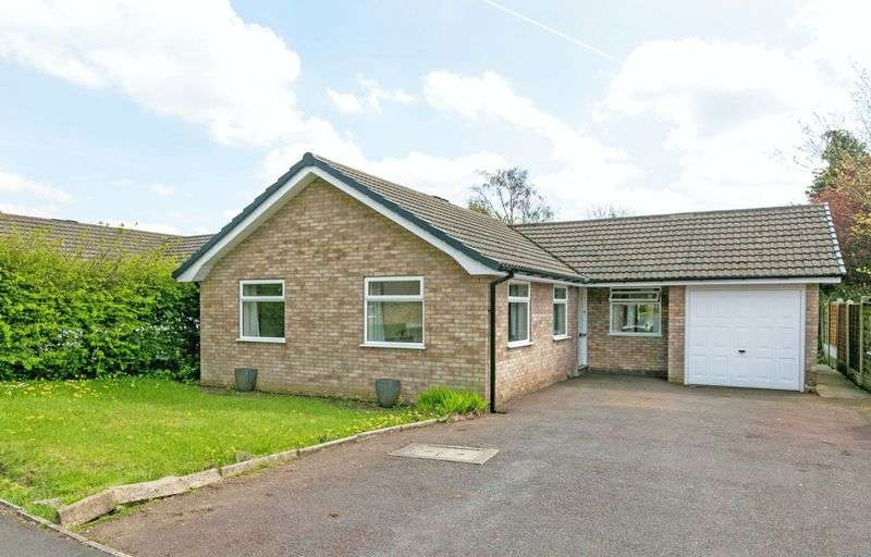 3 Bedrooms Detached Bungalow for sale in Pear Tree Avenue, Coppull, PR7 4NL