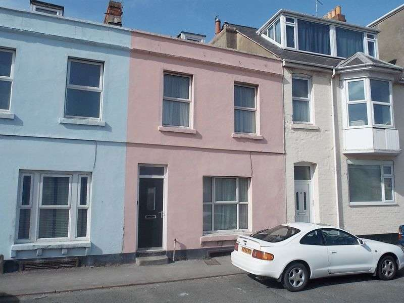 3 Bedrooms Terraced House for sale in Victoria Square, Portland