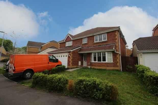 4 Bedrooms Detached House for sale in Dan Danino Way, Swansea, West Glamorgan, SA6 6PJ