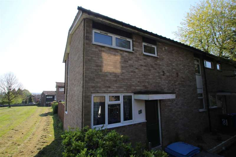 2 Bedrooms Semi Detached House for sale in First Avenue, Sudbury