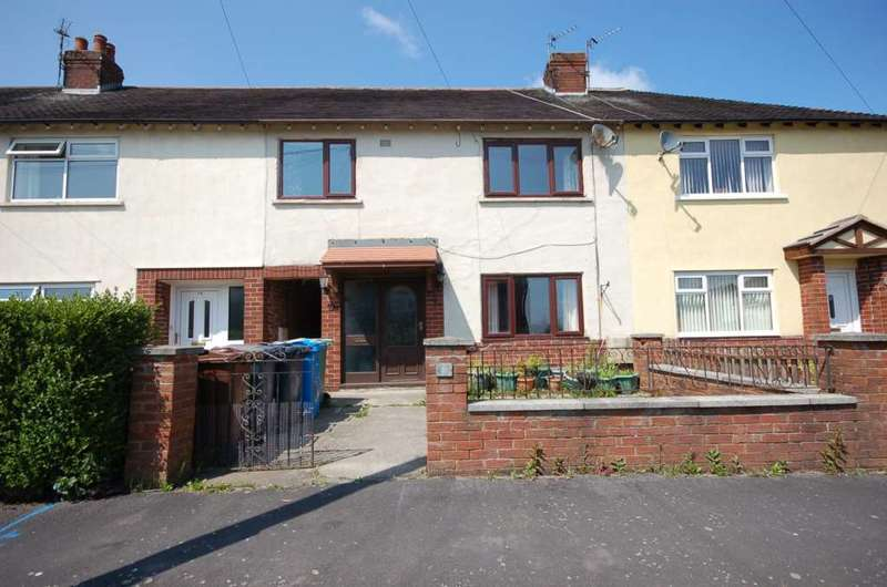 3 Bedrooms Terraced House for sale in Avenham Place, Newton
