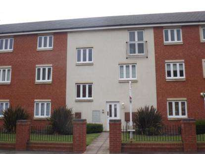 2 Bedrooms Flat for sale in Ardgowan Grove, Wolverhampton, West Midlands