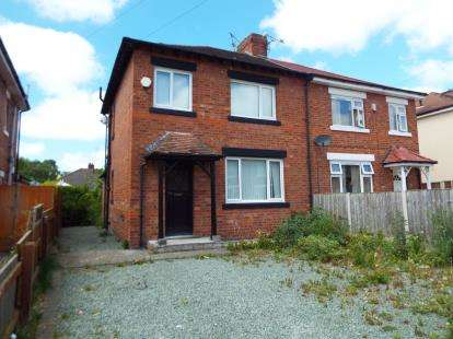 3 Bedrooms Semi Detached House for sale in White Avenue, Crewe, Cheshire