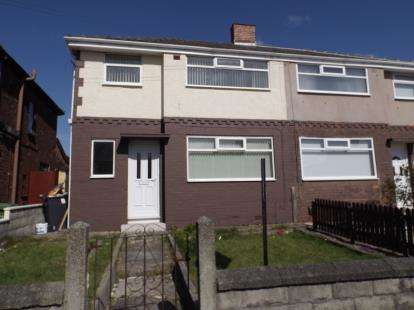 3 Bedrooms Semi Detached House for sale in Norman Road, Bootle, Merseyside, L20