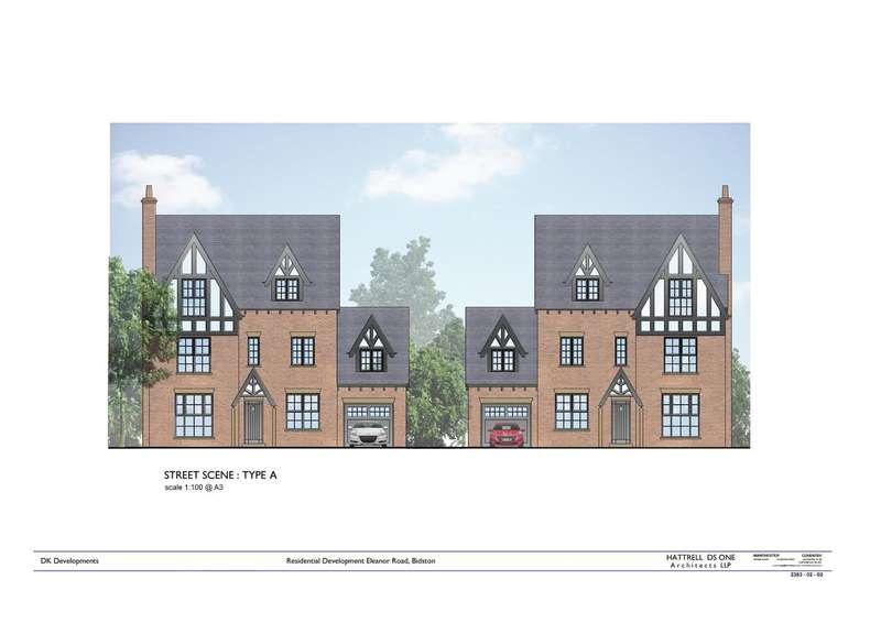 6 Bedrooms Detached House for sale in Eleanor Road, Bidston