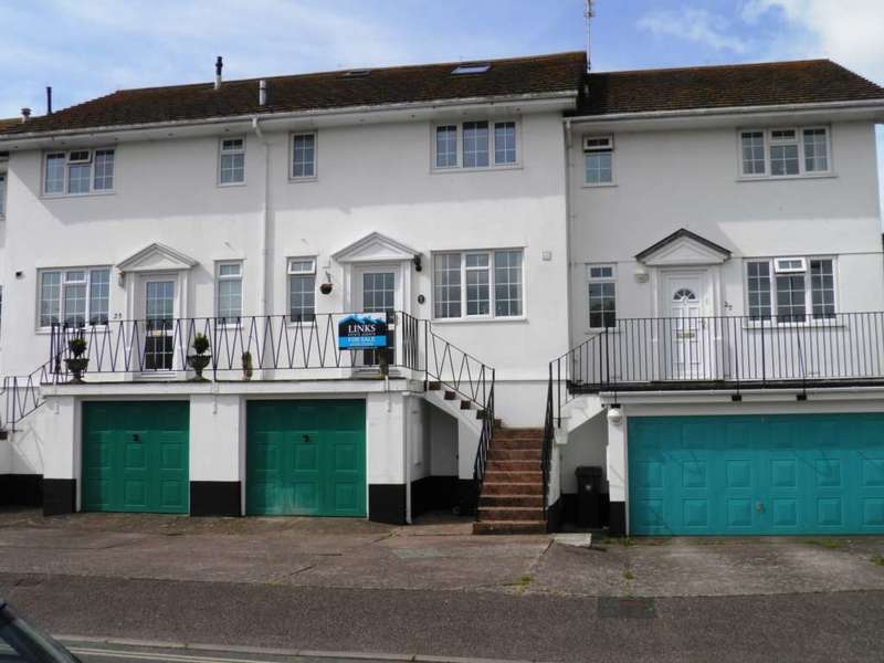 4 Bedrooms Terraced House for sale in Dagmar Road, Exmouth