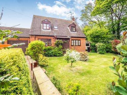 3 Bedrooms Bungalow for sale in Happisburgh, Norwich, Norfolk