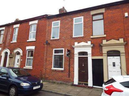 2 Bedrooms Terraced House for sale in Wildman Street, Preston, Lancashire, PR1