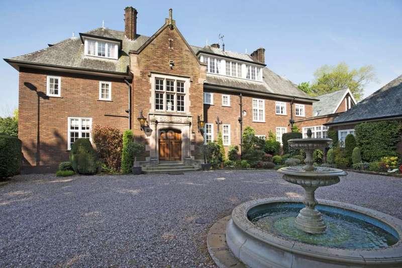6 Bedrooms Detached House for sale in Noctorum Road, Oxton