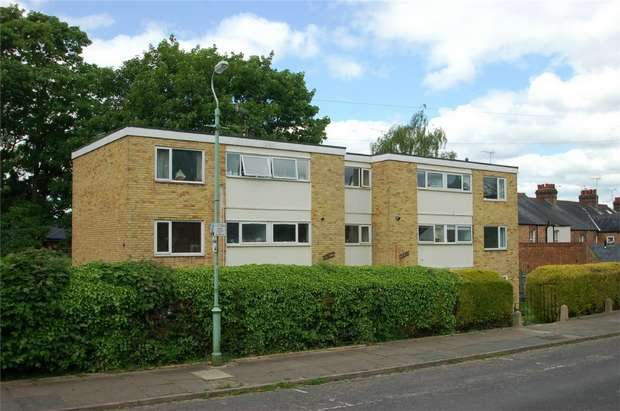 2 Bedrooms Flat for sale in 37, Kings Court, Mount Pleasant, St Albans, Hertfordshire