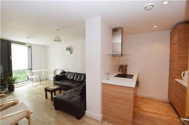 2 Bedrooms Flat for sale in St. James Walk, Honeybourne Way, CHELTENHAM, Gloucestershire, GL50 3UE